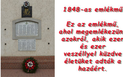 1848-ra emlékezünk