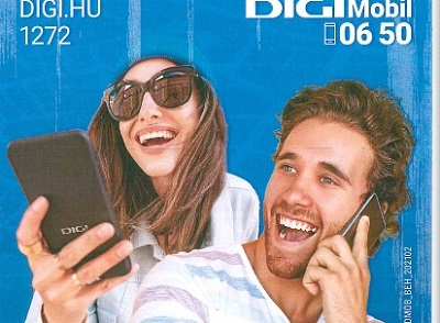 Már a településünkön is elérhető a DIGIMobil szolgáltatás